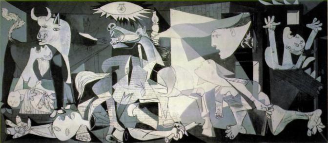 Guernica – Pablo Picasso