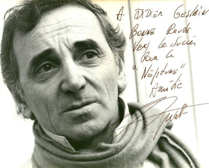 Bir Erkeği Erkek Yapan Nedir? – Charles Aznavour